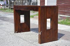 "BIURKO ""WINSLOW"" LD-143 brown"