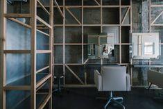 中本尋之 / FATHOMによる、広島・呉市のベーカリーショップ「Ripi」 | architecturephoto.net Divider, Luxury, Room, Furniture, Design, Home Decor, Bedroom, Decoration Home, Room Decor