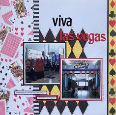 Viva Las Vegas - Scrapbook.com
