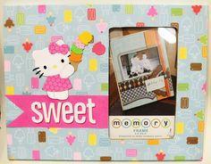 hello+kitty+sizzlits | Hello Kitty and Friends Frames