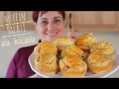 Da quando ho scoperto questa ricetta ho solo facce felici intorno a me! - YouTube Pizza Muffins, Savory Muffins, Good Food, Yummy Food, Tasty, Tuscan Bean Soup, Party Finger Foods, Sem Lactose, Nutella