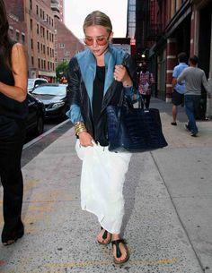 Ashley Olsen Style, Olsen Twins Style, Celebrity Fashion Outfits, Fashion Trends, Celebrities Fashion, Style Fashion, Celebrity Style, Twin Outfits, Victoria Dress