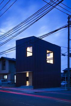 Adzuki House,© Eiji Tomita