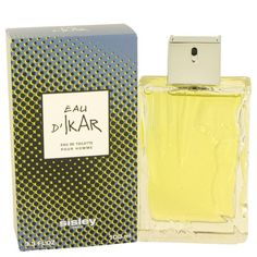 Eau D'ikar By Sisley Eau De Toilette Spray 3.3 Oz
