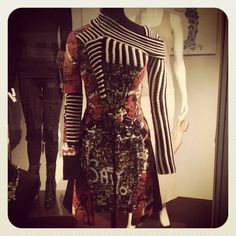 Neoprene mee at V & A Museum V & A Museum, How Are You Feeling, Dresses, Style, Fashion, Vestidos, Swag, Moda, Fashion Styles