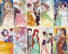 Interesting Facts about Disney Princesses - Disney Princess - Fanpop