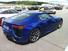 Lexus LFA, just such awesomeness..