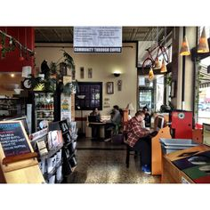 Mugs Coffee Lounge, Ft. Collins, CO (interior 2)