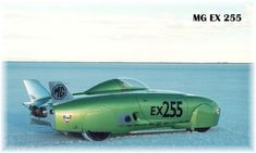 MG EX 255