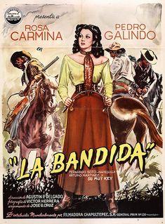 Carteles del cine mexicano clasico