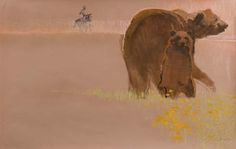 In the December 2008 issue of American Artist, we examined Bernie Fuch's philosophy on creating both fine art and illustration by looking at work presented in a retrospective at the Telluride Gallery of Fine Art, in Telluride, Colorado. Here, we present some additional images from that retrospective that we were unable to fit into the…