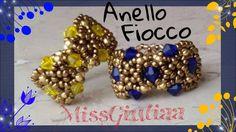 DIY : Tutorial Anello Fiocco | MissGiuliaa | come fare un anello con le...