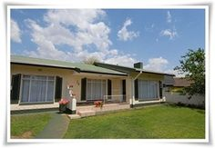 26 Venus Street, Parys - Accommodation - The Green Door Guest Cottages - Parys, Free State, South Africa
