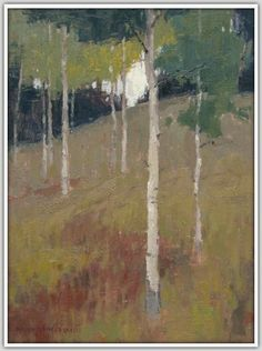 Early Autumn Patchwork David Grossman