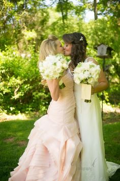 Lesbian wedding Wedding Vows, Wedding Couples, Wedding Photos, Dream Wedding, Wedding Dresses, Wedding Menu, Wedding Bouquets, Wedding Cake, Cute Lesbian Couples