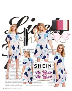 """Shein !!Casual Outfit!!"" by andrea27lobo on Polyvore featuring Balenciaga, Superga, Gucci and Yves Saint Laurent"