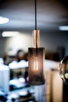 Vouge pendant lamp design by Niclas Hoflin for #Rubn