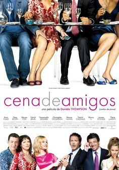 2009 - Cena de amigos - Le code a changé