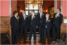 An almost posed, candid shot is the best! #groomsmen #berkshirewed #berkshirephotographer tricia mccormack photography