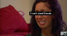 teen mom: farrah