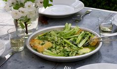 Nigel Slater's 10 simple summer recipes