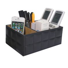 Find More Storage Boxes & Bins Information about Ever Perfect 4 Slot Wood…