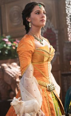 Disney Jasmine, Disney Princesa Jasmine, Jasmine E Aladdin, Aladdin Live, Naomi Scott, Walt Disney, Disney Live, Punk Disney, Costume Aladdin