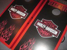 Custom Harley-Davidson Boards