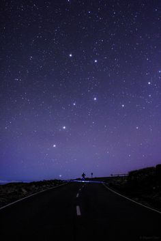 The spring sky will be full of bright stars, among them the constellation Ursa Major, also known as the Big Dipper. Miguel Claro took this photo of the Dipper on the road to Roque de Los Muchachos on the island of La Palma in the Canary Islands, September 2013. He used a Canon 60Da camera (ISO2500; 24mm at f/2; Exp. 15 seconds) to capture the image.