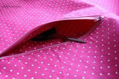 How to make an inner pocket for a bag