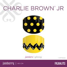 """""""Charlie Brown Jr"""" wrap - Peanuts Collection by Jamberry"""