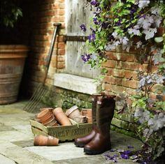 pentydeval:  (via Petersham Nurseries, Richmond Surrey UK)