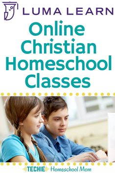 Luma Learn: A Marketplace of Online Christian Homeschool Classes - Techie Homeschool Mom Benefits Of Homeschooling, Importance Of Time Management, Online Programs, Online Homeschool Programs, Online Homeschooling, Education And Training, Home Schooling, Homeschool Curriculum, Kids Learning