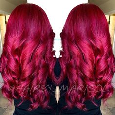 Magenta Indoor lighting Please call or txt to set up an appointment (661)709-1752. #magentahair #modernsalon #btcpics #beautiful #haircolor #lover #beauty #transformations #magenta #darkpink #haircolorspecialist #hairstyles #color #pretty #gorgeous #cute #love #gorgeous #hair #styles #hairstyles #hairdressers #amazing #joicointensity #schwarzkopf #Wella #blondeme #joico #rusk #hairporn Joico Cabigting Modern Salon @behindthechair_com Sebastian What\'s Next Awards Wella Education RUSK SchwarzkopfUS Anna Rabold...