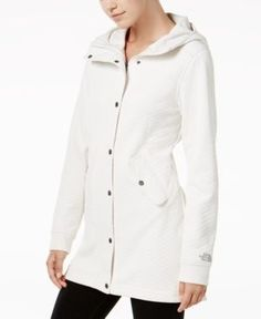 The North Face Recover-Up Quilted Jacket - Gray XS