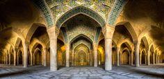 Fotografie: Architektonische Juwele im Iran                Vakil Moschee