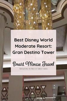 Take a tour of our Gran Destino Tower water view room to see why this hidden gem is the best Disney World moderate resort. Coronado Springs, Disney World Florida, Disney World Tips And Tricks, Family Travel, Travel Destinations, Tower, Gem, Destiny, Family Trips