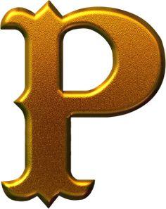 ® Gifs y Fondos Paz enla Tormenta ®: IMÁGENES DE MOLDES DE LETRAS MAYÚSCULAS: COLOR DORADO Cool Alphabet Letters, Alphabet Design, Alphabet For Kids, Diy Letters, Gold Letters, Alphabet And Numbers, Initial Letters, M & M Chocolate, Printable Numbers
