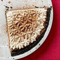 Italian Silk Pie From Better Homes and Gardens, ideas and improvement projects for your home and garden plus recipes and entertaining ideas.