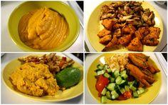 4 tapaa syödä bataattia