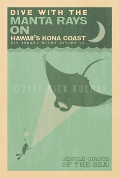 Hawaii-themed original artwork from Everything Is Jake.  Must have one of these pieces, but which one?