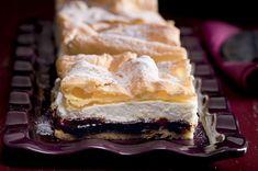 Slovak Recipes, Czech Recipes, Russian Recipes, Pie Dessert, Cookie Desserts, Sweet Desserts, Baking Recipes, Cake Recipes, Dessert Recipes