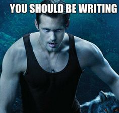 So I'm doing Nanowrimo. Hello, motivation.