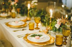 mariage en doré