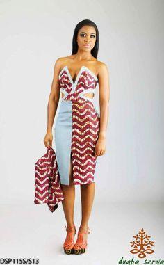"""Je vous invite à découvrir """"Preciosa""""la dernière collection de la styliste Ghanéenne ..."""
