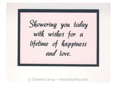 cards for the bride to be for the shower google search bridal shower quotes