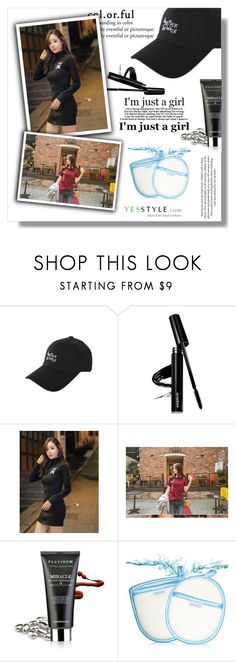 """""""Show us your Kpop fashion"""" by fashion-pol ❤ liked on Polyvore featuring DaBaGirl, Seoul Fashion, Tosowoong and H&M"""
