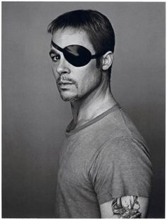 Brad Pitt photographed by Steven Klein