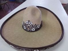 Color Beich Charro Hats 58 mex 7-1 4 80589fe6c5e