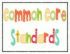 Common Core Resources | TeacherTime123